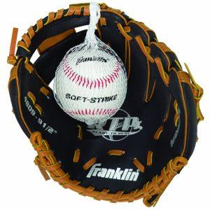 Best T-Ball Gloves: Franklin Sports RTP T-Ball Glove