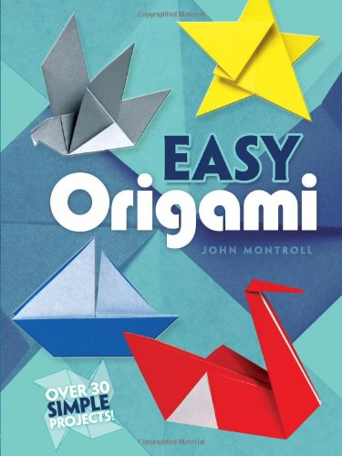 Book Cover for Easy Origami