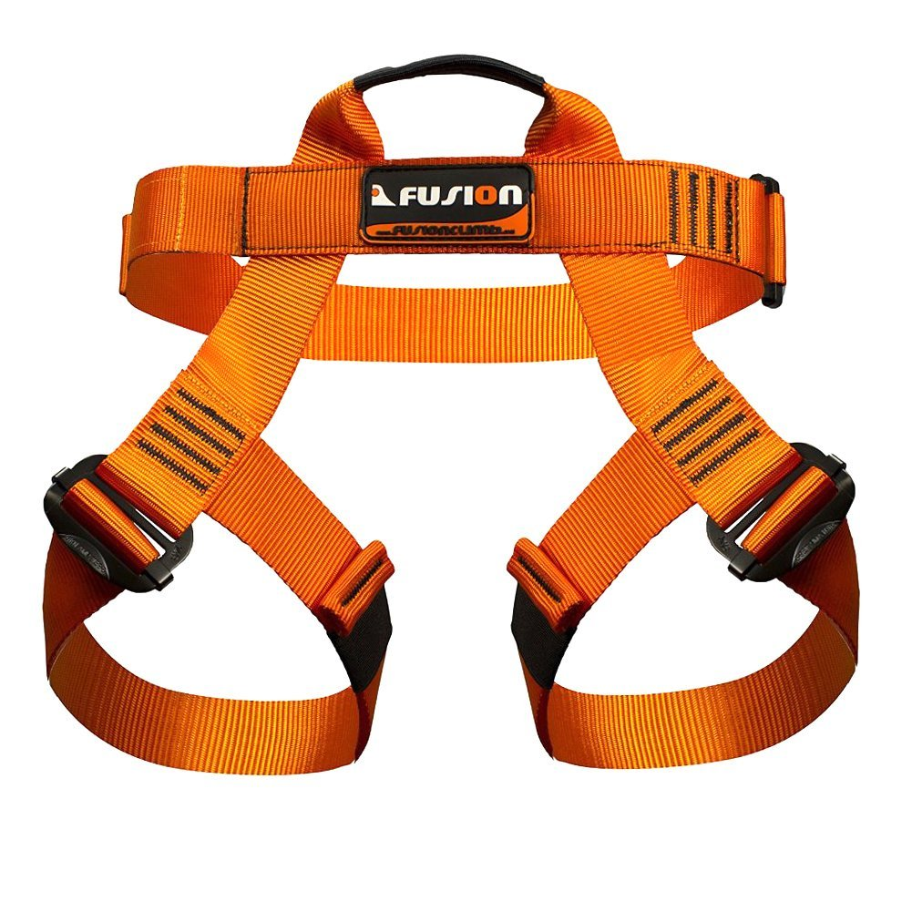 Picture of Fusion Climb Centaur Half Body Harness Orange