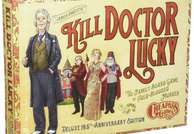 Kill Doctor Lucky Review
