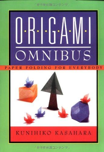 Book Cover for Origami Omnibus