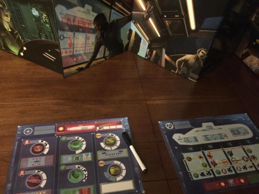 Picture of Captain Sonar Game