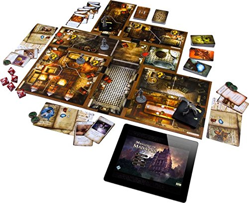 Mansions of Madness Contents
