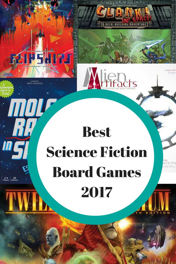 best sci fi games 2017