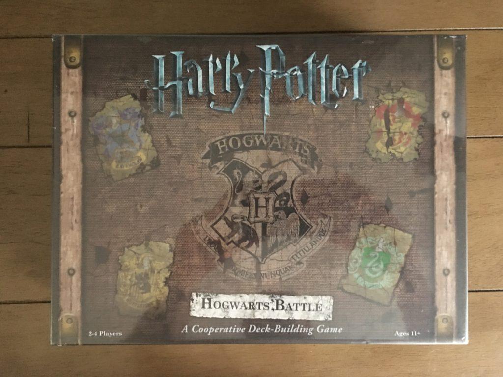 Harry Potter Hogwarts Battle (Front of Box)