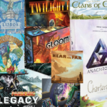 Best Strategy Board Games of 2017