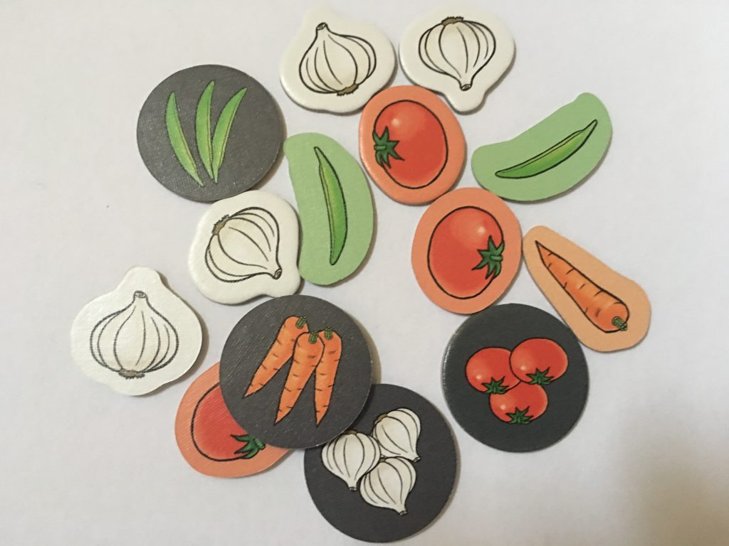 Picture of Vegetable Components