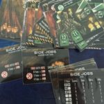 Picture of Dresden Files Game Side Jobs Deck