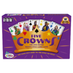 Five Crowns Box Front
