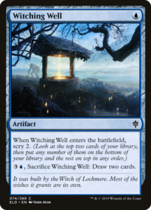 Picture of Witching Well Magic Card